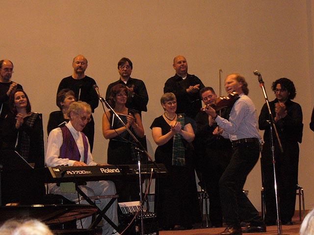 Haines & Leighton with Elmer Isler Singers