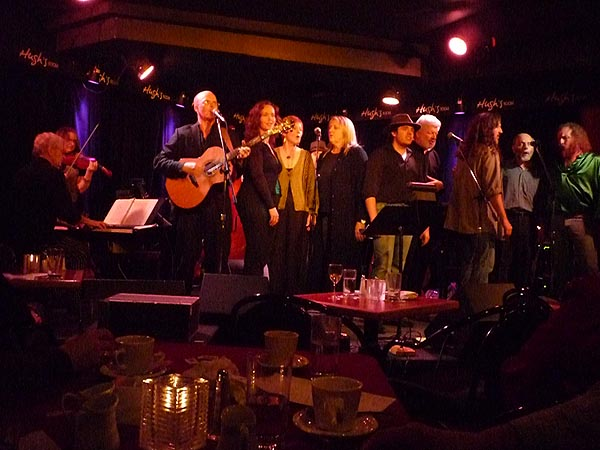 Stan Rogers Tribute at Hughs Room