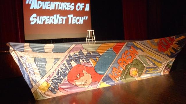 """Adventures of a SuperVet Tech "" set"